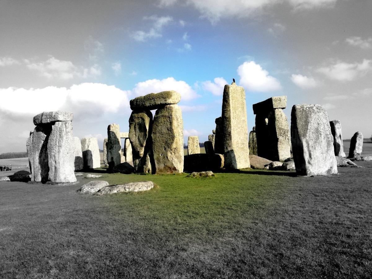 STONEHENGE - światowe dziedzictwo czy tylko kupa kamieni w polu?