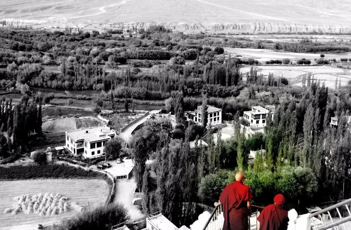 Przez Himalaje buddyjskimszlakiem