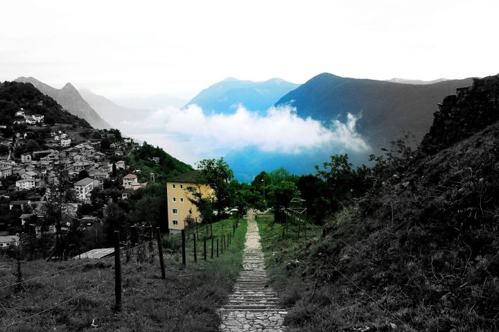 Eurotrip: Lichtenstein, Szwajcaria,Włochy