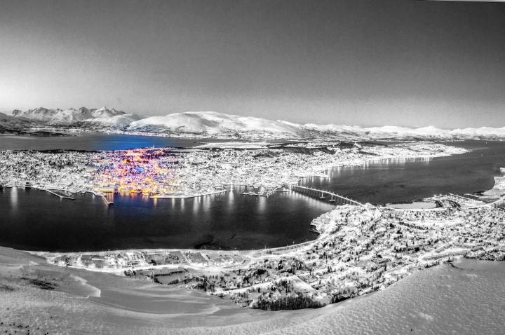Tromsø – cywilizowany koniecświata