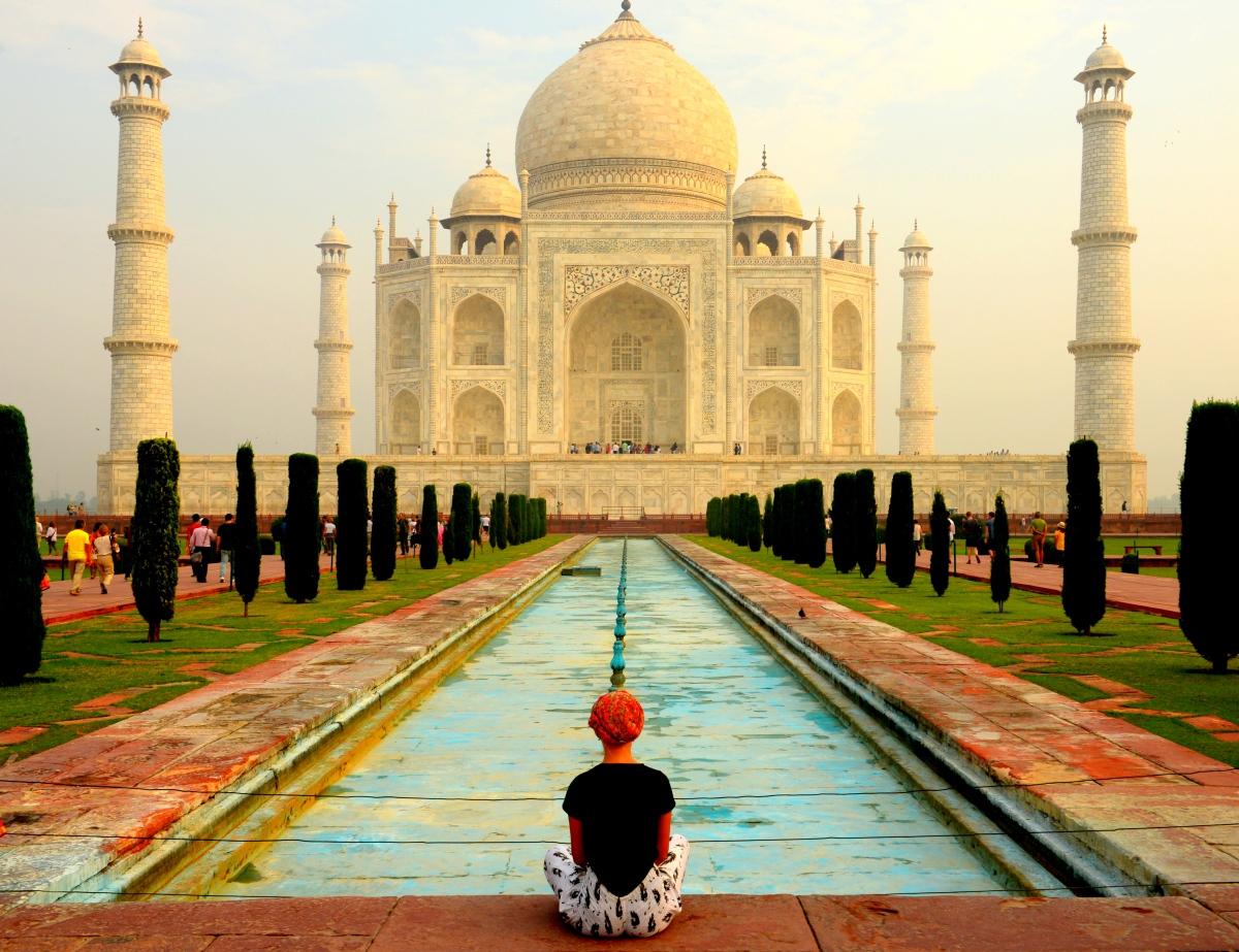 Agra - nie tylko Taj Mahal