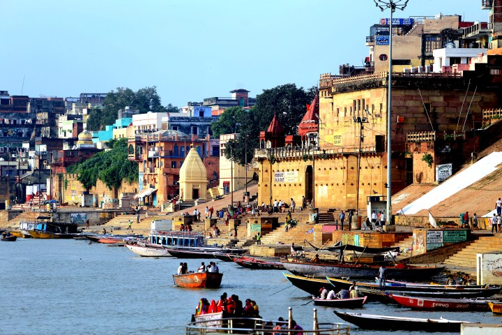 Waranasi – całe Indie w jednymmieście