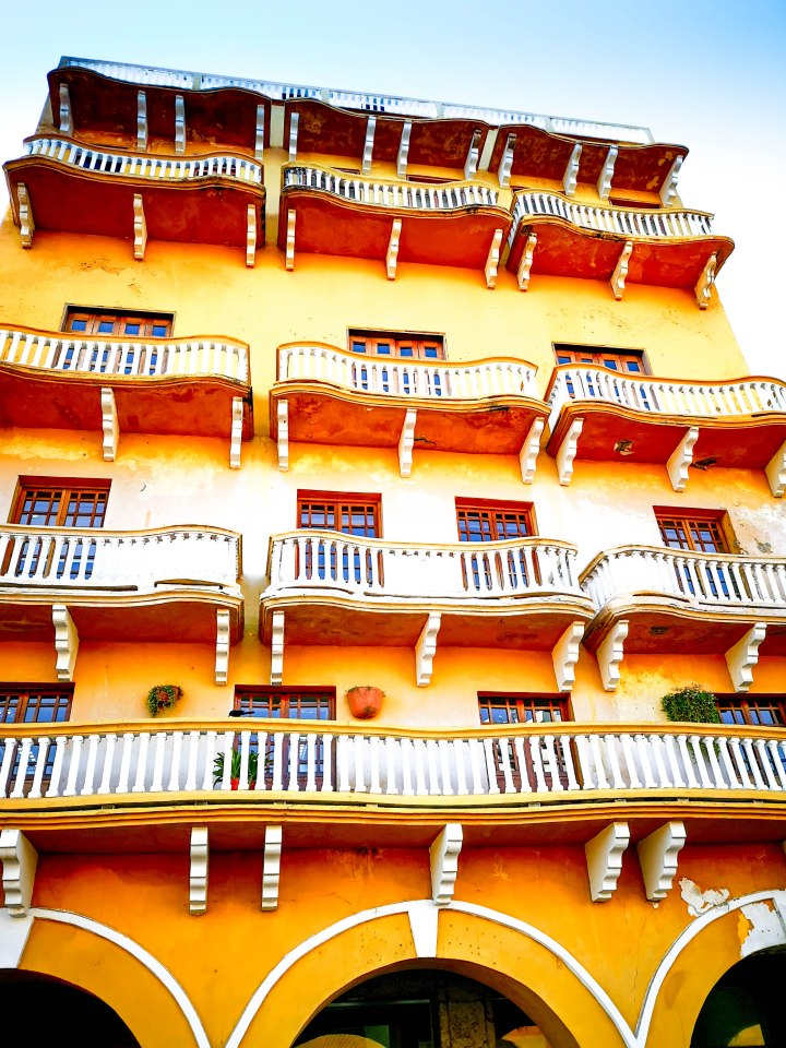 Cartagena de Indias – najbardziej instagramowe miasto AmerykiPołudniowej