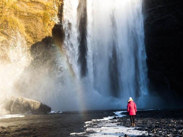 Jak to się stało, że zapragnęłam wrócić na Islandię jeszcze z niej niewylatując?